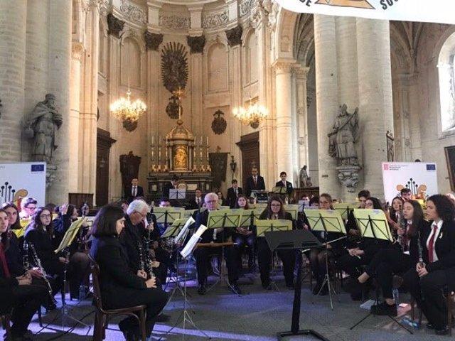 Inaugurada la Setmana Cultural de Sant Jordi a Brussel·les, coorganitzada pel Centri Balears Europa