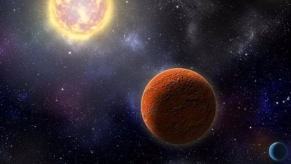 Primer mundo de tamaño terrestre hallado por la misión TESS de la NASA