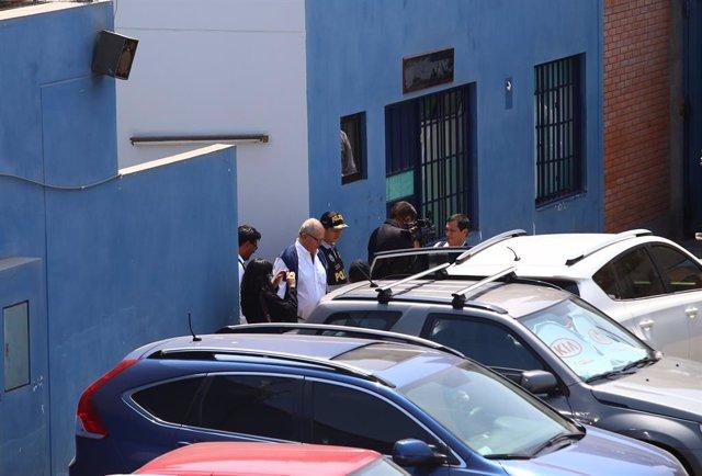 Court orders 10 days of prison for ex-president Kuczynski in Peru