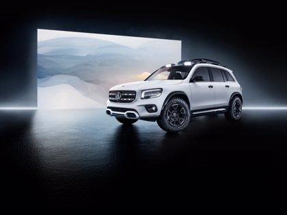 Mercedes-Benz muestra en Shanghái (China) un adelanto de su próximo todocamino con el GLB Concept