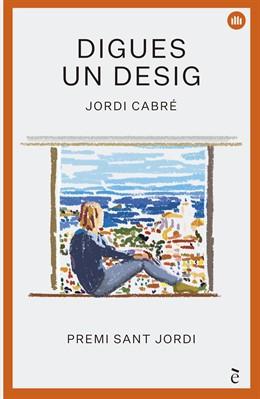 Una productora britànica convertirà en sèrie la novel·la 'Digues un desig' de Jordi Cabré
