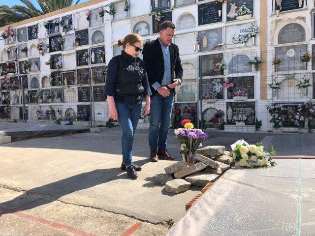 Cádiz.-28A.-Memoria.- Unidas Podemos reclama más recursos para la recuperación de la memoria histórica