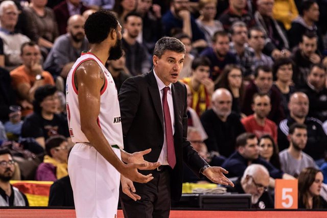 Basket: EuroLeague Basketball - FC Barcelona Lassa v KIROLBET Baskonia
