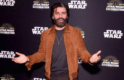 El actor guatemalteco Óscar Isaac bromea sobre las traducciones de la última película de la saga de Star Wars