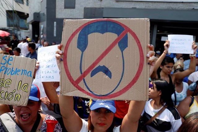 Venezuela.- EEUU sanciona a cuatro empresas y nueve barcos en su escalada contra el Gobierno de Maduro