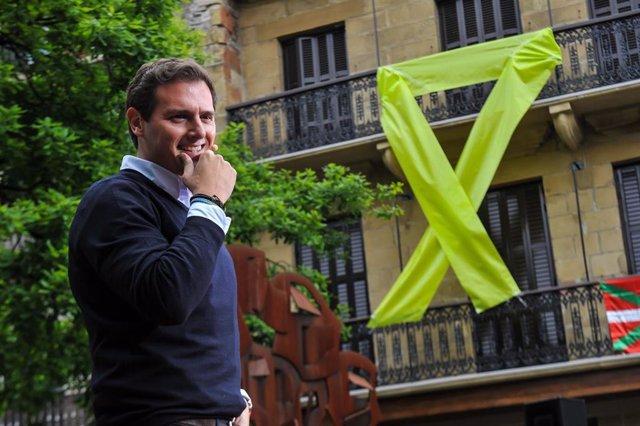 Foto de Rivera en Errentería