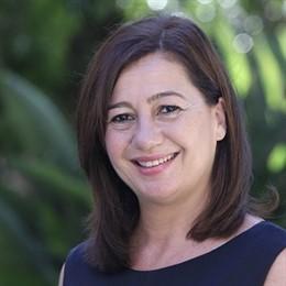 Armengol, la quarta presidenta autonòmica amb pitjor índex de transparència, segons Dyntra