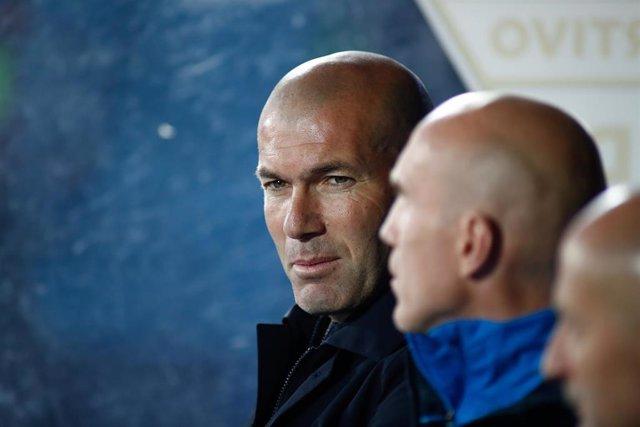 Soccer: La Liga - Leganes v Real Madrid