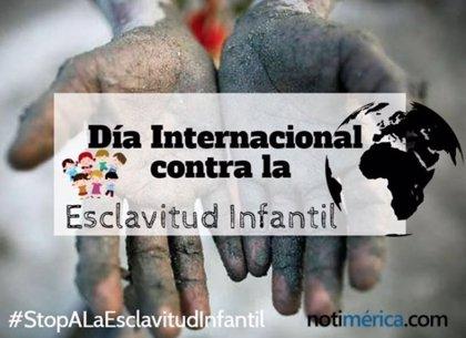 16 de abril: Día Internacional contra la Esclavitud Infantil, una infancia destruida por las empresas