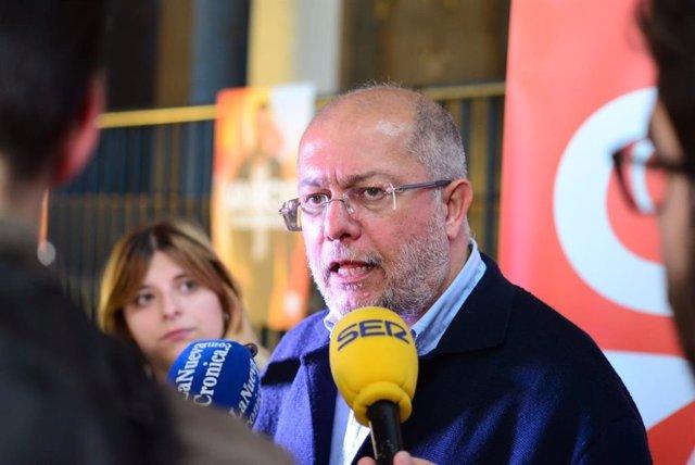 """Igea señala que Ciudadanos es la única formación que apuesta """"por igualdad y no por vender gobernabilidad"""""""
