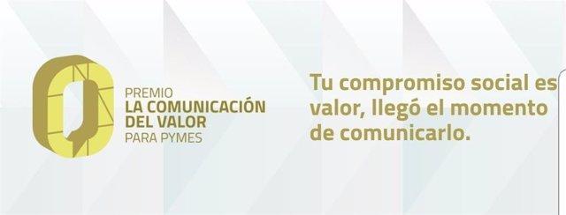 """COMUNICADO: Fallada la tercera edición del Premio """"La Comunicación del Valor para PYMES"""""""