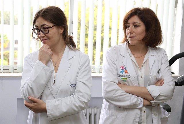 Dos profesoras de la Escuela Universitaria de Fisioterapia de la ONCE investigan sobre el Síndrome de Fatiga Crónica