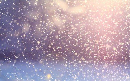 Un nanogenerador crea electricidad de las precipitaciones de nieve