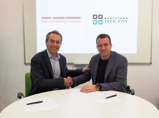 La consultora Simon-Kucher s'uneix a Barcelona Tech City com 'corporate partner'