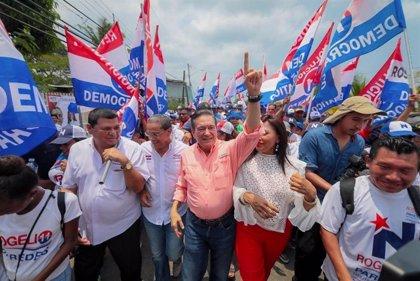 """Laurentino """"Nito"""" Cortizo encabeza la intención de voto para las presidenciales de Panamá"""