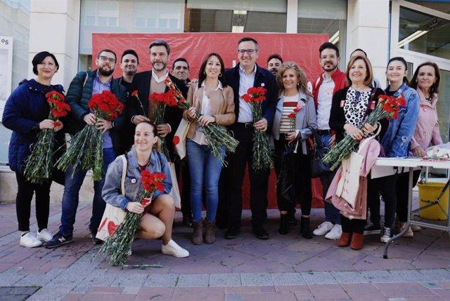 """Conesa: """"El PSOE incluye a los mayores de 52 años desempleados al garantizar un subsidio y aumento de la cotización"""""""