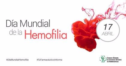 El Consejo General de Farmacéuticos desarrolla un Punto Farmacológico para tratar el conocimiento de la hemofilia