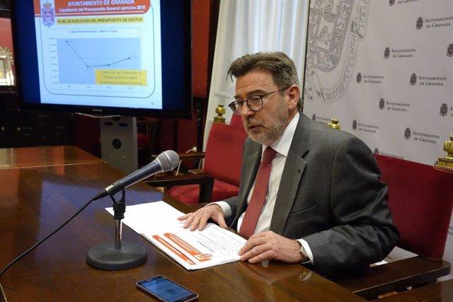 """Granada.- El Ayuntamiento aumenta su capacidad de financiación con un """"progresivo saneamiento"""" de su economía"""