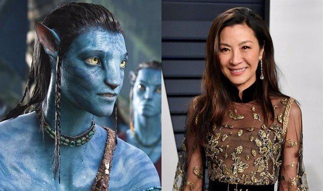Michelle Yeoh se une a las secuelas de Avatar