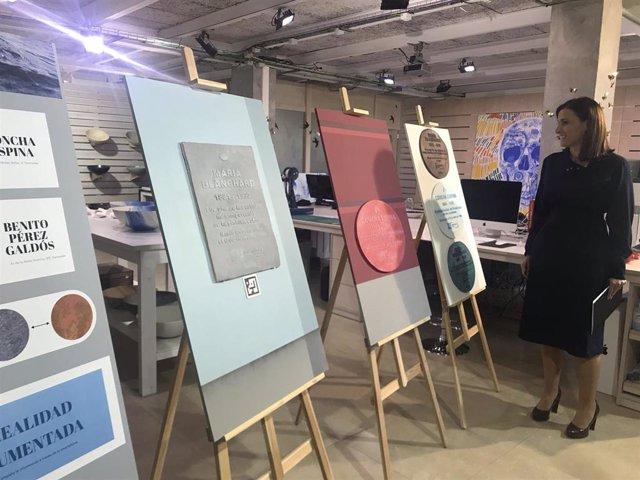 Santander.- Bathco diseñará las placas para una ruta de personajes ilustres que impulsará el Ayuntamiento