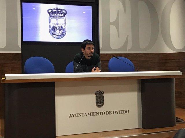 """Oviedo.- """"El Bulevar está salvado"""", afirma Del Páramo (Somos)"""