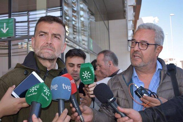 """Adelante pide diagnosticar el desarrollo del Estatuto antes de reformarlo y cree que PSOE-A """"tiene la cara de cemento"""""""