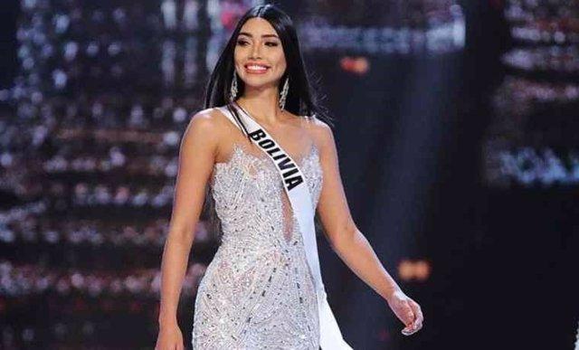Miss Bolivia 2018 pierde su corona por estar embarazada de casi dos meses