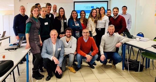 Sevilla.- Un proyecto europeo del que es socio la US aplicará drones y robots para el despliegue de energías renovables