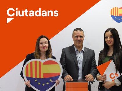 Ciutadans tria a Jaume Amargant com a candidat a l'alcaldia de Vic
