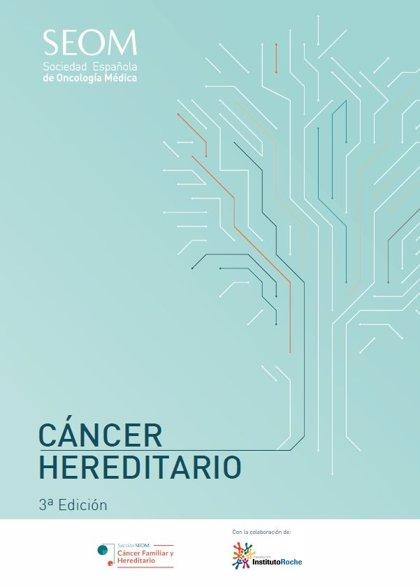 SEOM y la Fundación Instituto Roche publican la III edición el Libro SEOM de Cáncer Hereditario