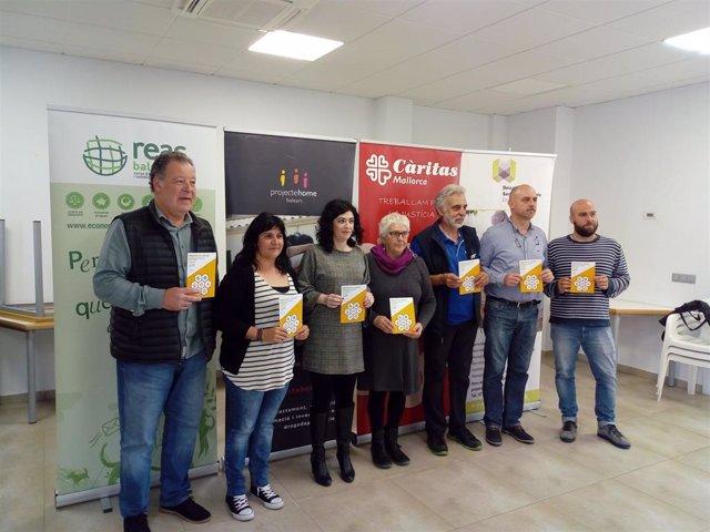 Las empresas de inserción de Baleares facturan más de dos millones de euros en 2018