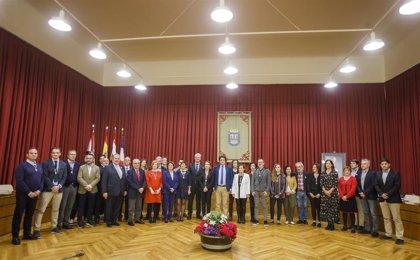 Logroño y Libourne (Francia) conmemoran el 40 aniversario de su hermanamiento