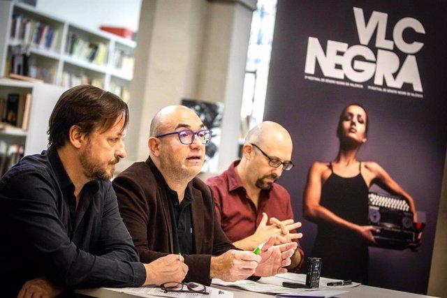 Cultura.- VLC Negra se 'quita la venda' para visibilizar a las escritoras con siete autoras internacionales