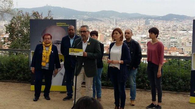 "28A.- ERC Avisa A Pedro Sánchez Que ""Mai, Mai, Mai"" Renunciar A Un Referndum"