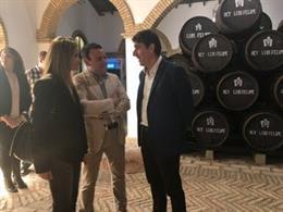 """Huelva.- 28A.- Hermoso (Cs) aboga por """"facilitar el relevo generacional que dé estabilidad a las empresas"""""""