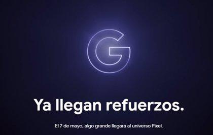 """Google presentarà """"reforços"""" per a la seva família Pixel el 7 de maig"""