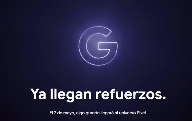 """Google presentar els """"reforos"""" per a la seva família Píxel el 7 de maig"""