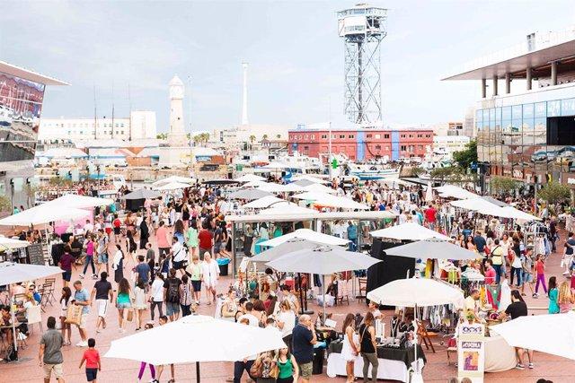 Moda, música, esport i gastronomia de la m de Downtown Market Barcelona