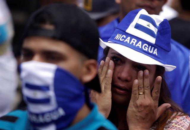 Nicaragua.- Más de 60.000 personas han huido de Nicaragua por la crisis política desatada hace un año
