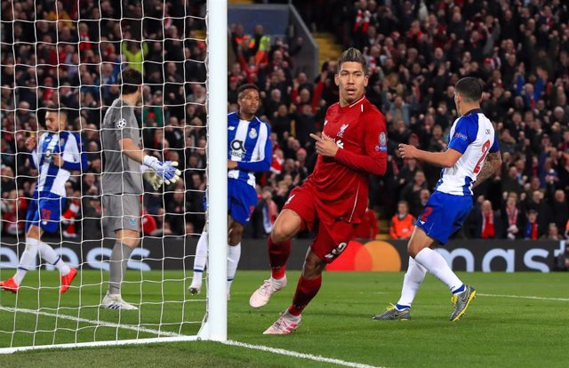 UEFA Champions League - Liverpool vs FC Porto