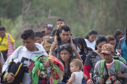 La crisis humanitaria en Venezuela en cinco datos