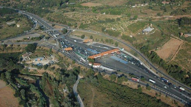 El Gobierno autoriza aumentar el gasto para desviar camiones a la autopista AP-7