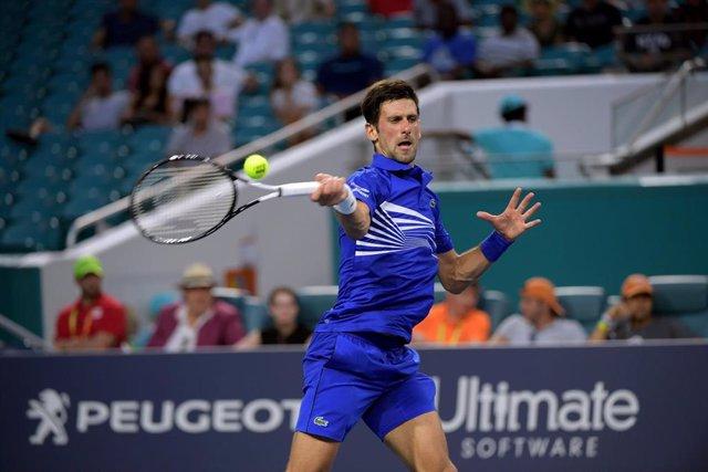 Tennis Miami Open - Day 9