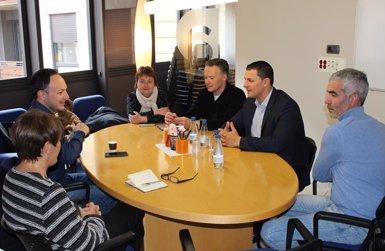 Xavier Espot (DA) comença a reunir-se amb partits d'Andorra per cercar la governabilitat (DA)