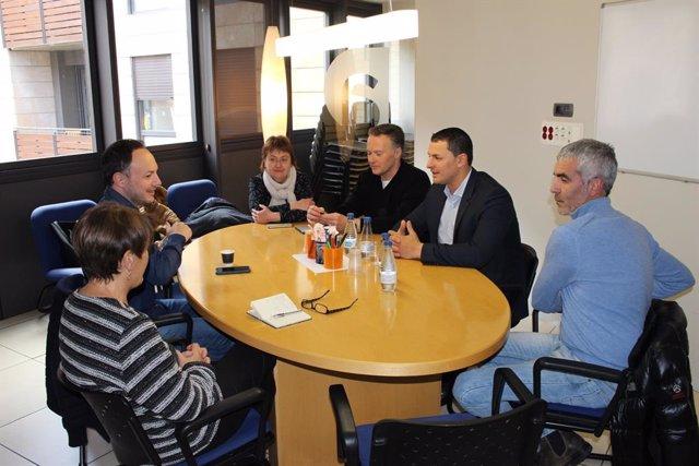 Espot comena a reunir-se amb partits d'Andorra per cercar la governabilitat