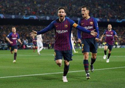 Messi se empeña en derribar el muro
