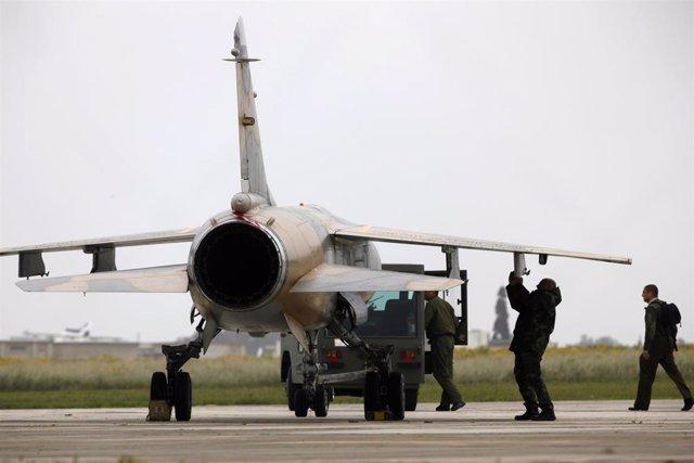 Libia.- La aviación de Haftar bombardea Trípoli