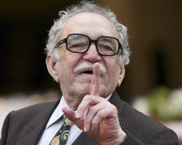 Gabriel García Márquez, recordando aquella tarde remota en la que se fue