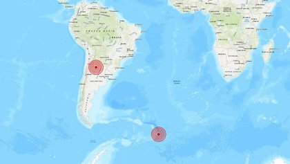 Un terremoto de 5,1 grados sacude el norte de Argentina