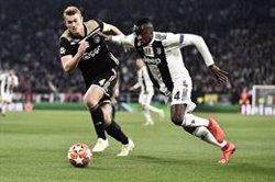L'Ajax repeteix la gesta del Bernabéu i arriba a les semifinals (Fabio Ferrari/Lapresse via ZUMA  / DPA)